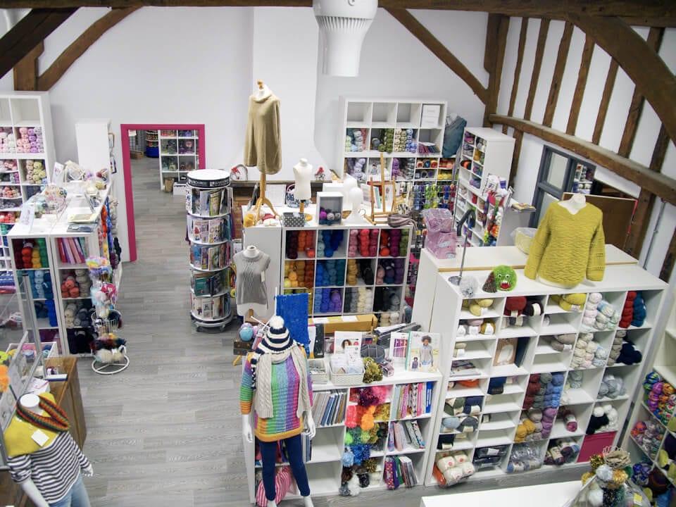 Sconch Yarn shop