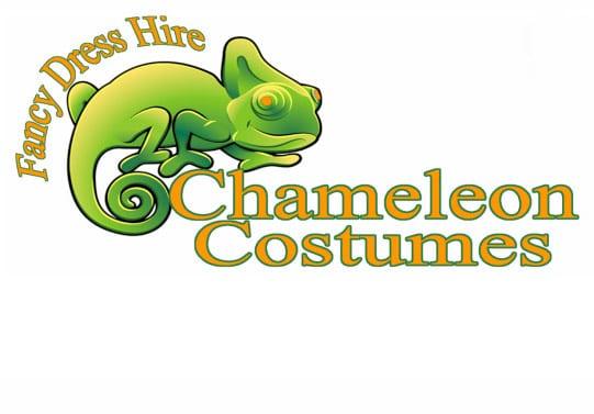 Chameleon Fancy Dress